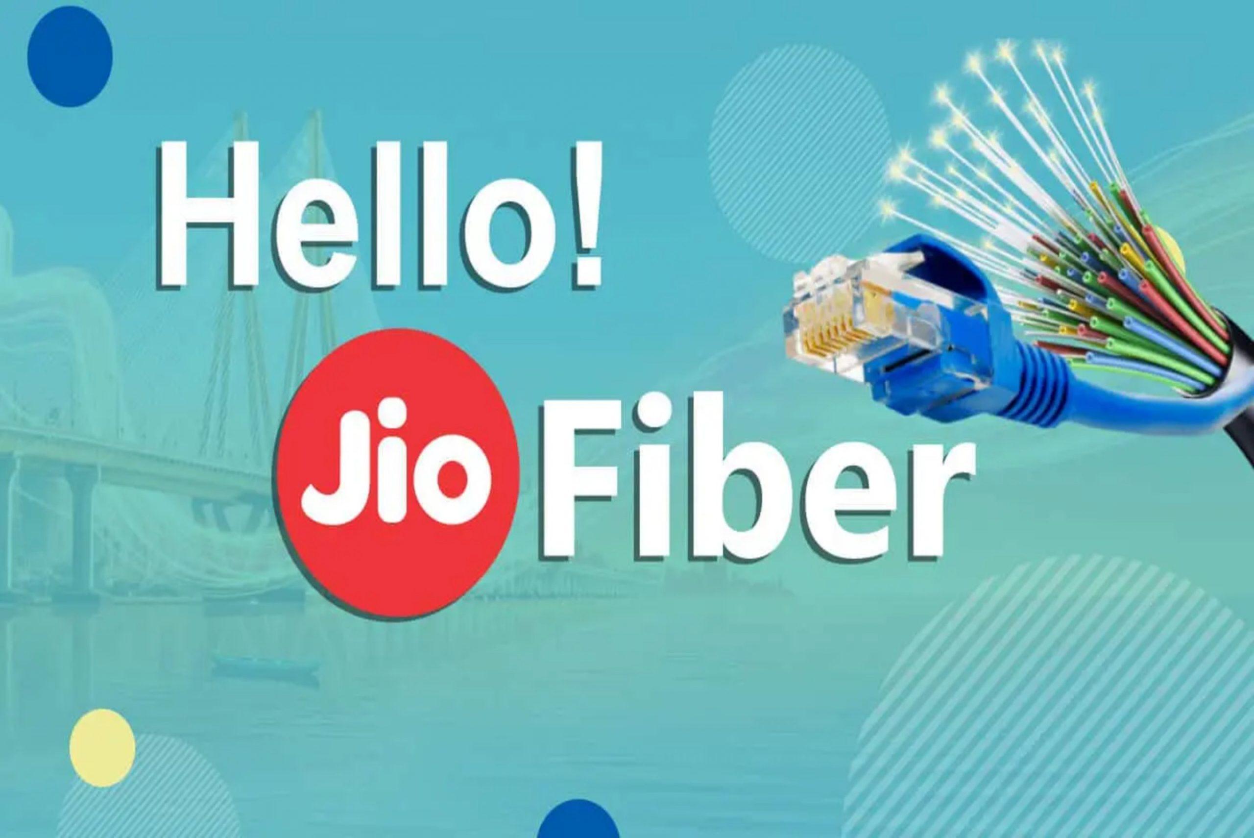 Reliance Jio Fiber Plans